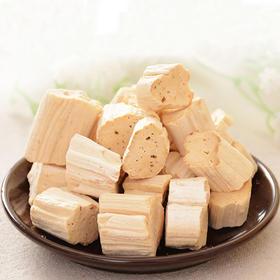 又乡又田 手工姜糖 250g装重庆特产小吃 传统工艺手工精制 硬质糖果香浓脆甜可口 休闲零食