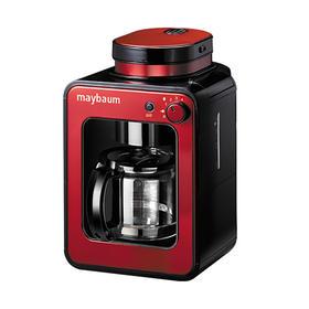 maybaum/五月树德国家用迷你全自动磨豆咖啡机预约咖啡壶豆粉两用