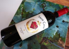 【名庄产品】圣心酒庄干红葡萄酒 2013年