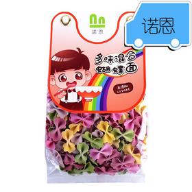 诺恩 多味混合 蝴蝶面 150g/袋