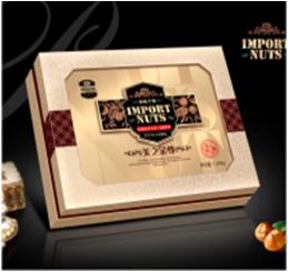 美食干果礼盒--美之金尊(8铁罐)