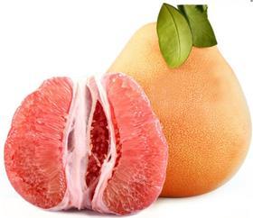 【酸甜可口】梅州三红柚  1个   3斤左右