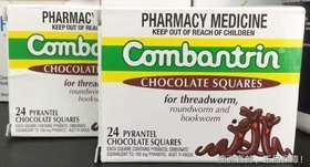Combantrin 打虫巧克力 24块