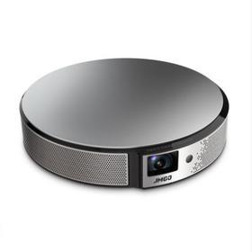 坚果C6微型投影仪家用wifi无线高清智能投影无屏电视支持1080p
