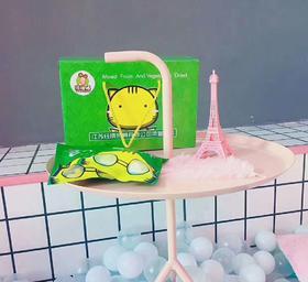 """【限时秒杀】""""一包干货""""新鲜蔬果综合脆(台湾VF真空脱水) 一箱8包"""