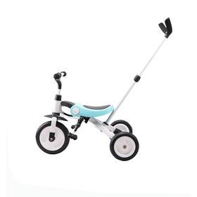 nadle 纳豆 三合一小孩儿童车三轮车手推车 可折叠