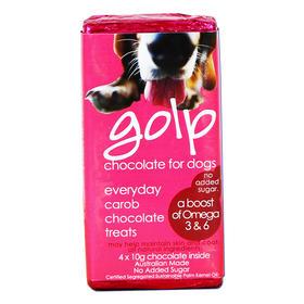 Golp狗狗巧克有助毛发健康10g*4片