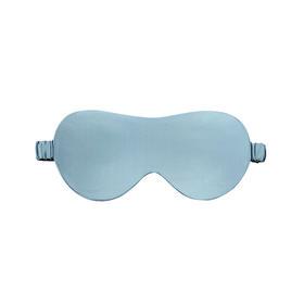 MANITO 蚕丝眼罩 迷雾蓝