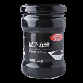 百钻黑芝麻酱200g/瓶