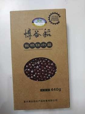 博谷稻有机红小豆 440g