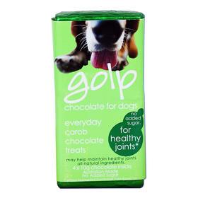 Golp狗狗巧克力有助关节健康10g*4片