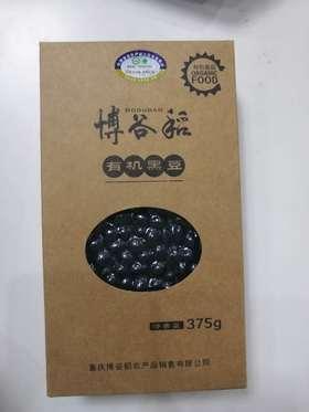 博谷稻有机黑豆 375g