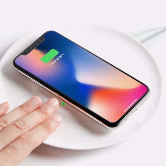 知几 iphonex华为p20pro手机无线充电器苹果手