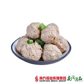 【完美肉脂比例】正宗潮汕纯手打牛肉丸 (21日周五发货)