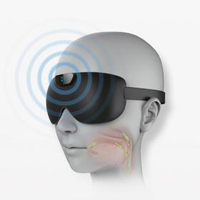 【止鼾黑科技、10秒止鼾、打鼾者福音】云中飞第四代止鼾眼罩、带上就能舒服睡到醒