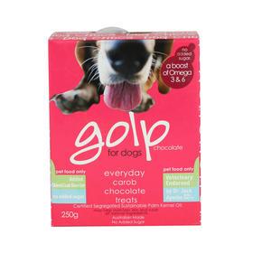 Golp狗狗巧克力有助毛发健康10g*25片