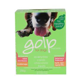 Golp狗狗巧克力有助关节健康10g*25片