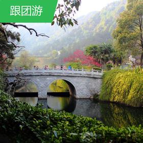 【武汉-黄陂】木兰天池-湖北九寨沟,武汉庐山