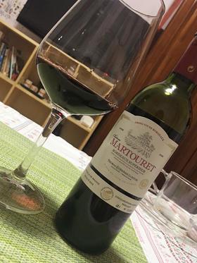 【闪购】玛图庄园干红葡萄酒 2005-375毫升/Chateau Martouret 2005_375ml