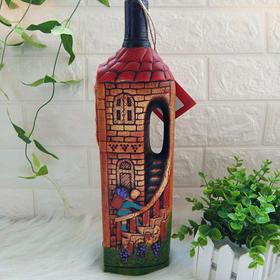 格鲁吉亚陶罐房子葡萄酒