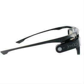 坚果主动快门式3D立体眼镜用眼镜投影仪用眼
