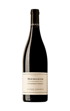 乔丹庄园勃艮第圣樊尚干红葡萄酒2015/Domaine Vincent Girardin Bourgogne Cuvee Saint Vincent Rouge 2015