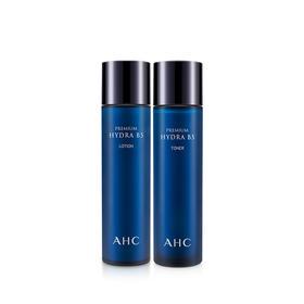 韩国AHC B5玻尿酸补水保湿修复肌肤提亮水合柔肤水乳液套盒