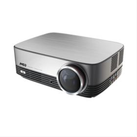 坚果投影仪A6家用小型wifi无线高清家庭影院无屏电视安卓智能掌上手机投影机支持1080p