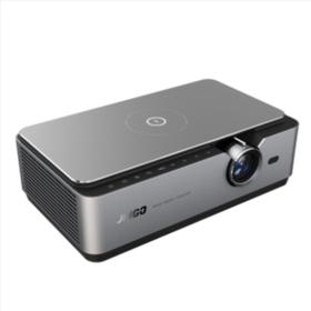 坚果D6_H投影仪钉钉智能商务办公家用wifi无线1080P高清投影机