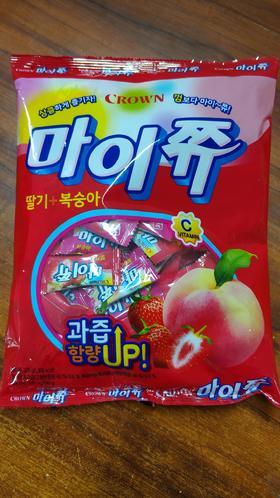 水果糖(草莓+桃)