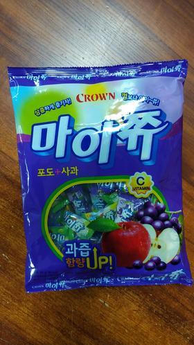 水果糖(葡萄+苹果)