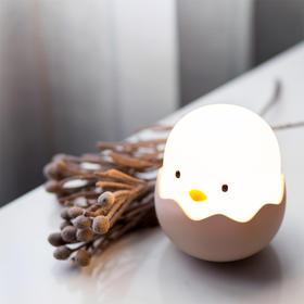 婴儿伴睡蛋壳小夜灯