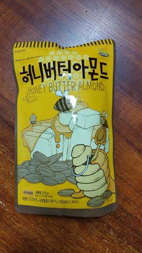 蜂蜜黄油味坚果
