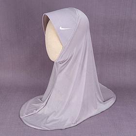 耐克标方便头巾,简质舒适,佩戴方便
