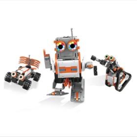 优必选(UBTECH) 智能机器人积木拼装遥控玩具儿童礼物stem教育编程学习早教益智 星际探险