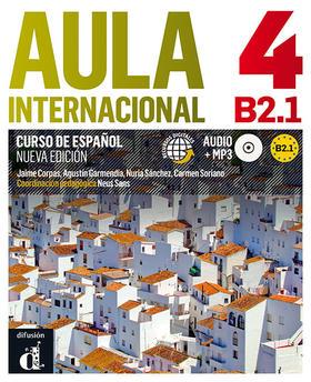 Aula 4 Internacional 学生用书