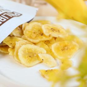 帮卖精选   HONlife轰来福 菲律宾香蕉片80g 焦香浓郁 爽脆不腻 膳食纤维31%