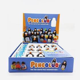 Blue Orange 南极小企鹅