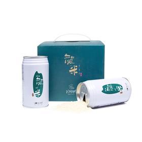 有机丨龙米·白色经典款丨纯正五常稻花香2号丨310g×4罐装丨包邮哟