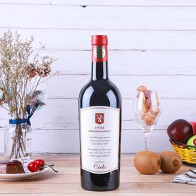 【93分重瓶】意大利小钢炮!始于1908年威尼托风干干红2015  世界葡萄酒冠军赛93分金奖酒款