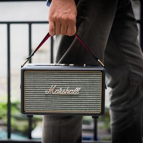 【品牌官方授权   售后无忧 】MARSHALL Kilburn 马歇尔摇滚重低音手提便携移动式无线蓝牙音箱