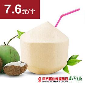 删除【口味丝滑】泰国盈香园椰青 1个 约750g/个