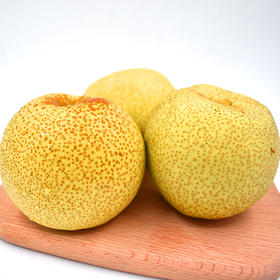 安徽砀山酥梨 新鲜水果 皮薄多汁 5斤包邮