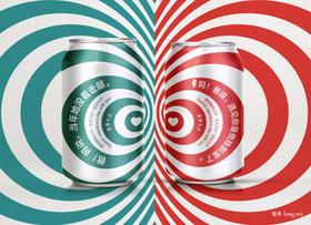 开团仅需9.9元丨龙米·爱情定制款丨纯正五常稻花香2号丨310g×4罐装