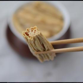 香畴 腐竹300g  谦益农场自然农法黄豆加工豆腐皮豆香浓郁零添加