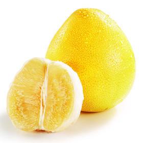 小乔助农 松滋白肉生态蜜柚 新鲜柚子 2个装(5斤左右)新鲜水果