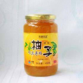 荆橘农庄柚子茶450克