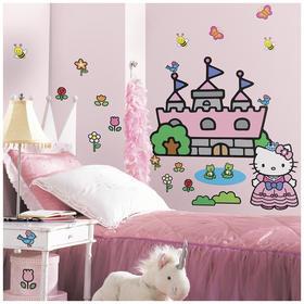 Roommates-凯蒂猫公主城堡大尺寸