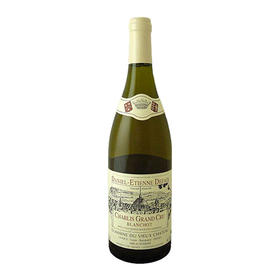 德菲庄园夏布利布兰萧干白葡萄酒 法国  Domaine Daniel-Etienne Defaix Chablis Blanchot Grand Cru, France