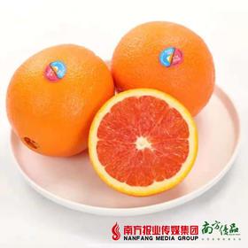 【酸甜多汁】澳洲血橙 2个 单个约200g